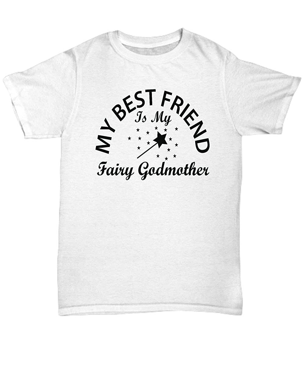 Mmandidesigns Best Friends Fairy Godmother T Shirt Bff Cool Graphic