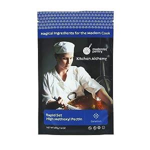 Pectin - Rapid Set High Methoxyl ☮ Vegan ✡ OU Kosher Certified - 400g/14oz