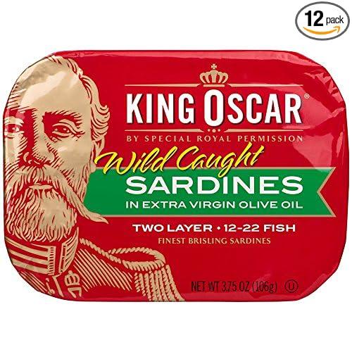 Prince albert sardines