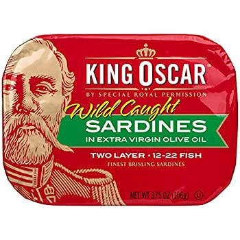 King Oscar 3.75-oz Canned Sardine In Extra Virgin Oil