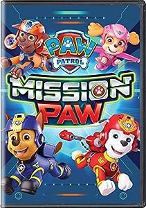 Amazon Com Paw Patrol Mission Paw Max Calinescu Devan