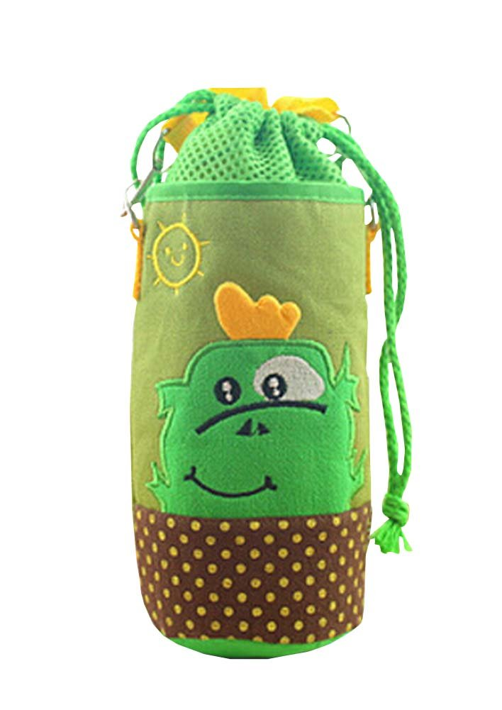 Insulated Baby/Kids Bottle Tote Bag Portable Fashion Feeding Bottle Bag Frog Blancho Bedding