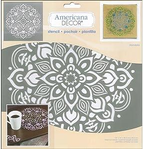 DecoArt Americana Decor Mandala 12