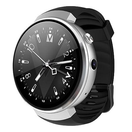 CLCZN Moda Smart Z28 Smart Pulsera Watch Smartwatch 1 + 16GB ...