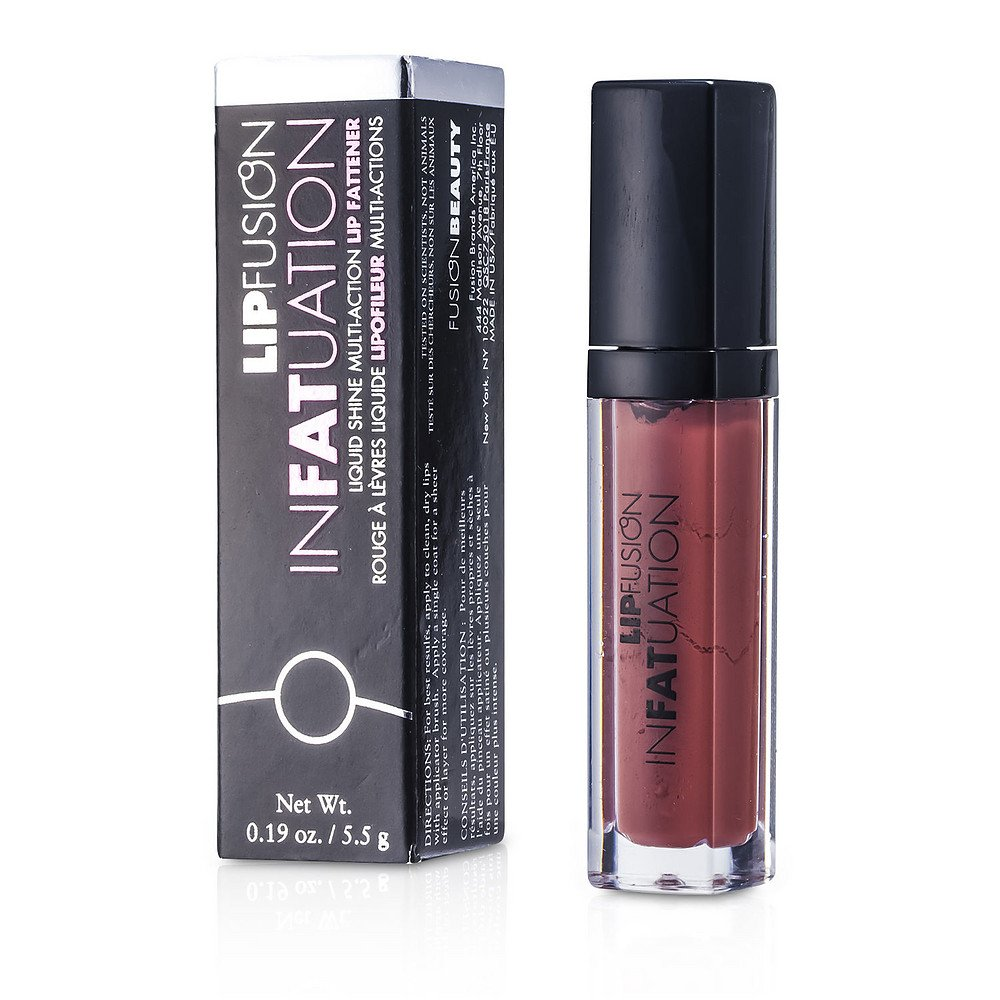 Fusion Beauty by Fusion Beauty LipFusion Infatuation Liquid Shine Multi Actio... (Package of 6 )