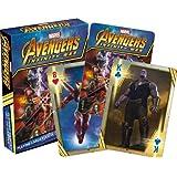Aquarius Marvel Avengers Infinity War Playing Cards