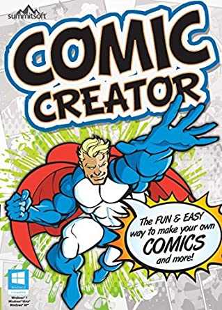 amazon com comic creator download software