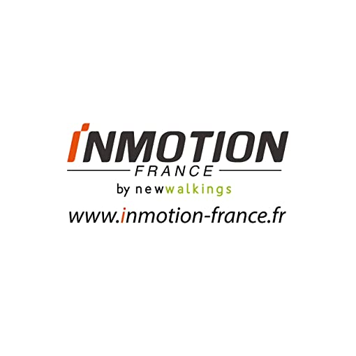 Inmotion (INMOK) V8 Gyroroue Mixte Adulte, Noir, Unique