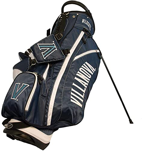 NCAA Villanova Wildcats Navy Fairway Stand Golf Bag – Navy Blue White