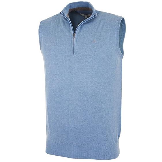Calvin Klein Golf Men's V Neck Sleeveless Sweater Vest - US L ...