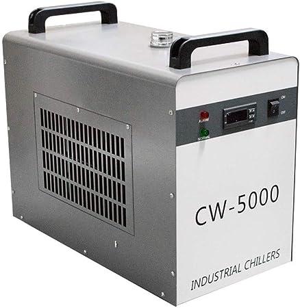 Denshine 110V Industrial Water Chiller CW-3000 for CNC//Engraver Engraving Machine