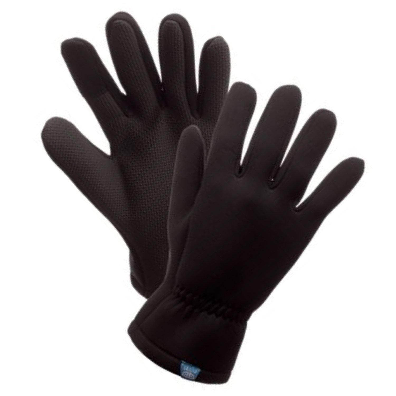 Glacier Glove Kenai Basic Neoprene Fishing Glove Black M
