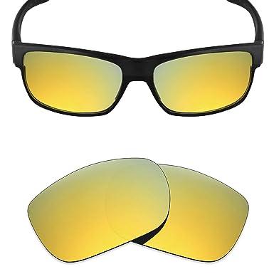 d273f38c6e6 MRY POLARIZED Replacement Lenses for Oakley TwoFace Sunglasses - Rich  Option Colors (24K Gold-Polarized)  Amazon.co.uk  Clothing