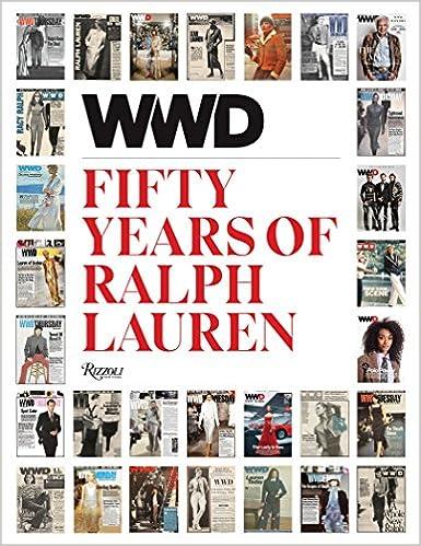 b563377ef3 Amazon.com  WWD Fifty Years of Ralph Lauren (9780847860968)  WWD ...
