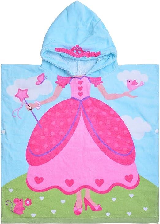 new Princess Beach Girls kids Bath swim pool boys Towel 100/% cotton