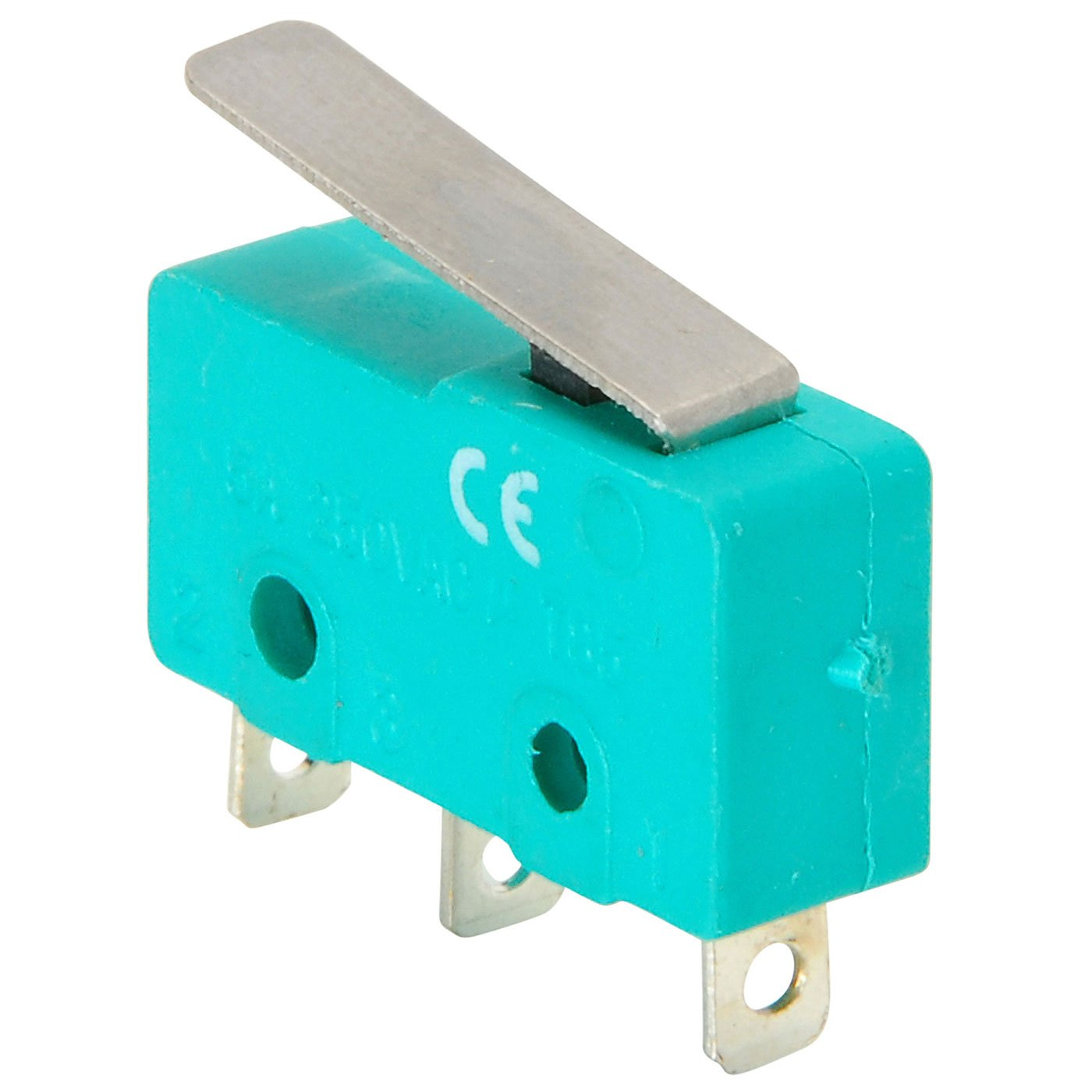 Parts Express SPDT Miniature Snap-Action Micro Switch with Lever ...