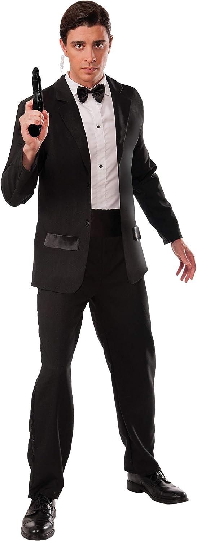 Forum Novelties Men's Secret Agent Deluxe Costume Tuxedo