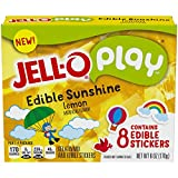 JELL-O Play Edible Sunshine, 6 oz (Pack of 24)
