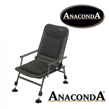 Gentil Anaconda Fortress Carp Chair 7154001 Fishing Chair