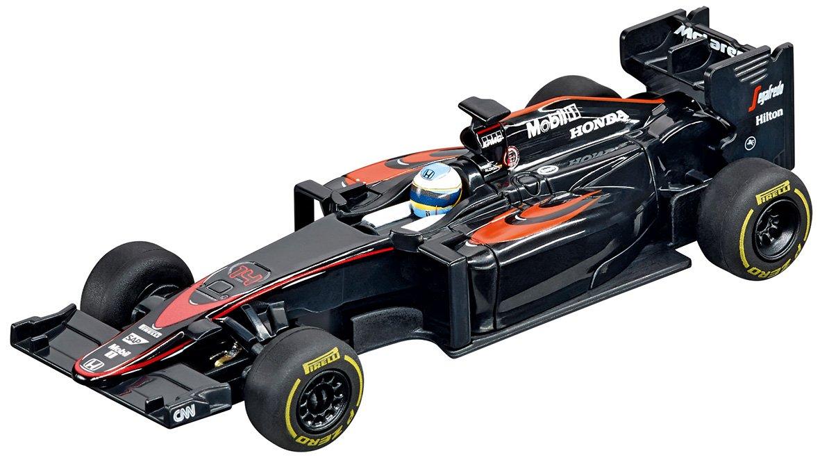 Carrera GO Analog Slot Car Racing Vehicle-64073 Mclaren Honda MP4-30 F. Alonso, No. 14''-(1:43 Scale)