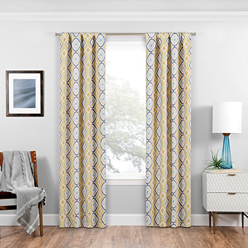 ECLIPSE Blackout Curtains for Bedroom - Morrow 37