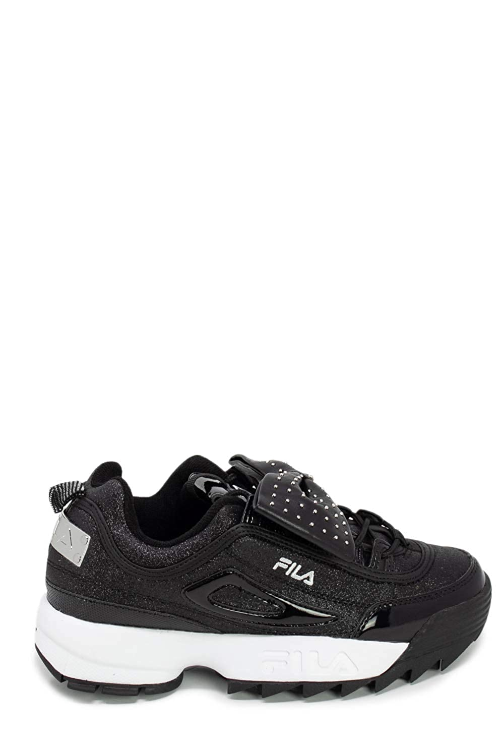 Fila Baskets Femme Disruptor Glam Low 1010537 25Y Black