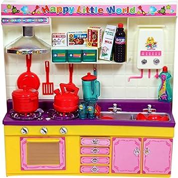 Buy Dora Kitchen Set Nick Jr Dora The Explorer Sound Flashing Online At Low Prices In India Amazon In