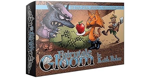 Amazon.com: Hadas Gloom: Keith Baker: Toys & Games