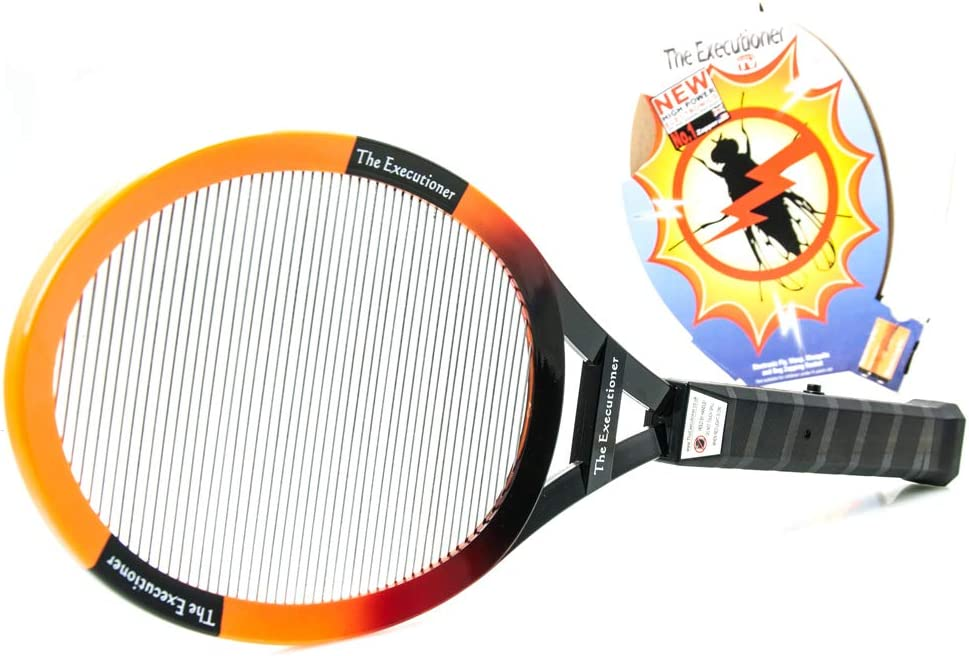 B000MU2MJA The Executioner Fly Swat Wasp Bug Mosquito Swatter Zapper Swatter 61kVp5dSp-L
