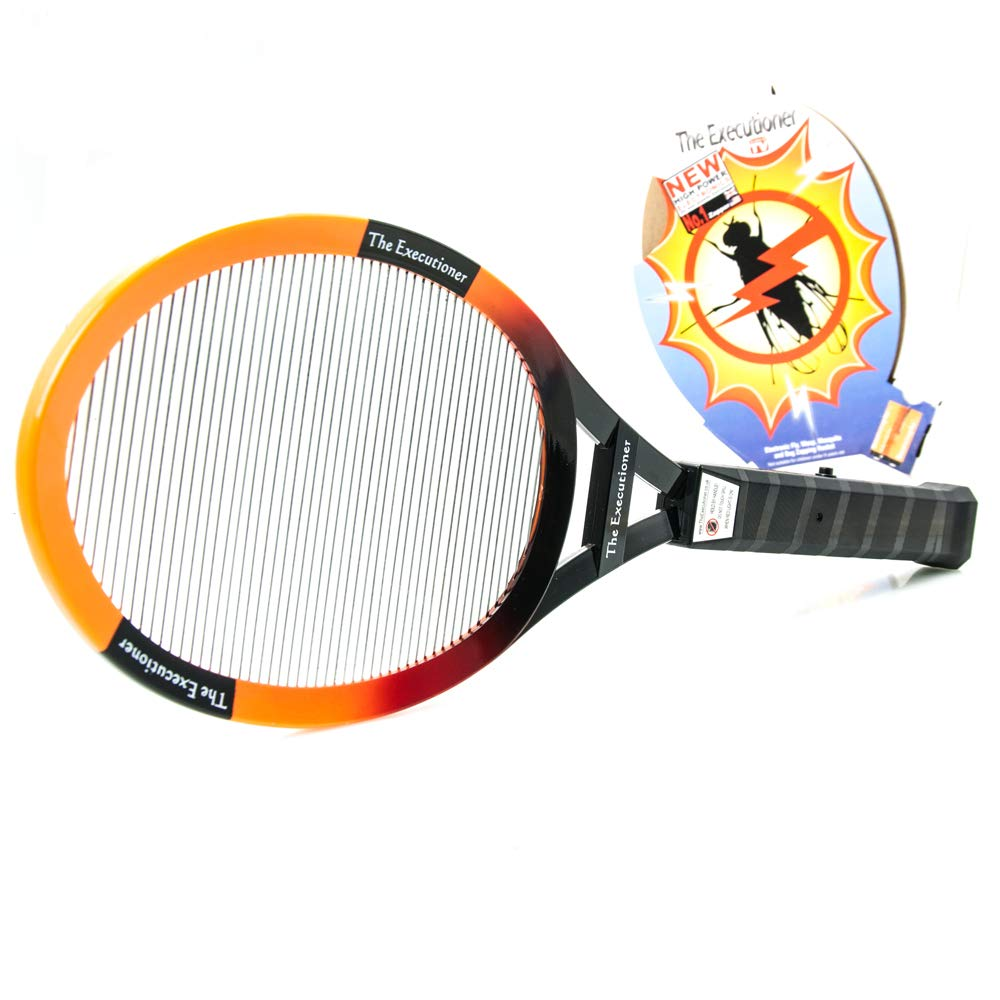 The Executioner Fly Swat Wasp Bug Mosquito Swatter Zapper Swatter by Sourcing4U Limited