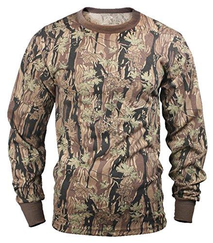 Rothco Long Sleeve T-Shirt/Smokey Branch-XX-Large -