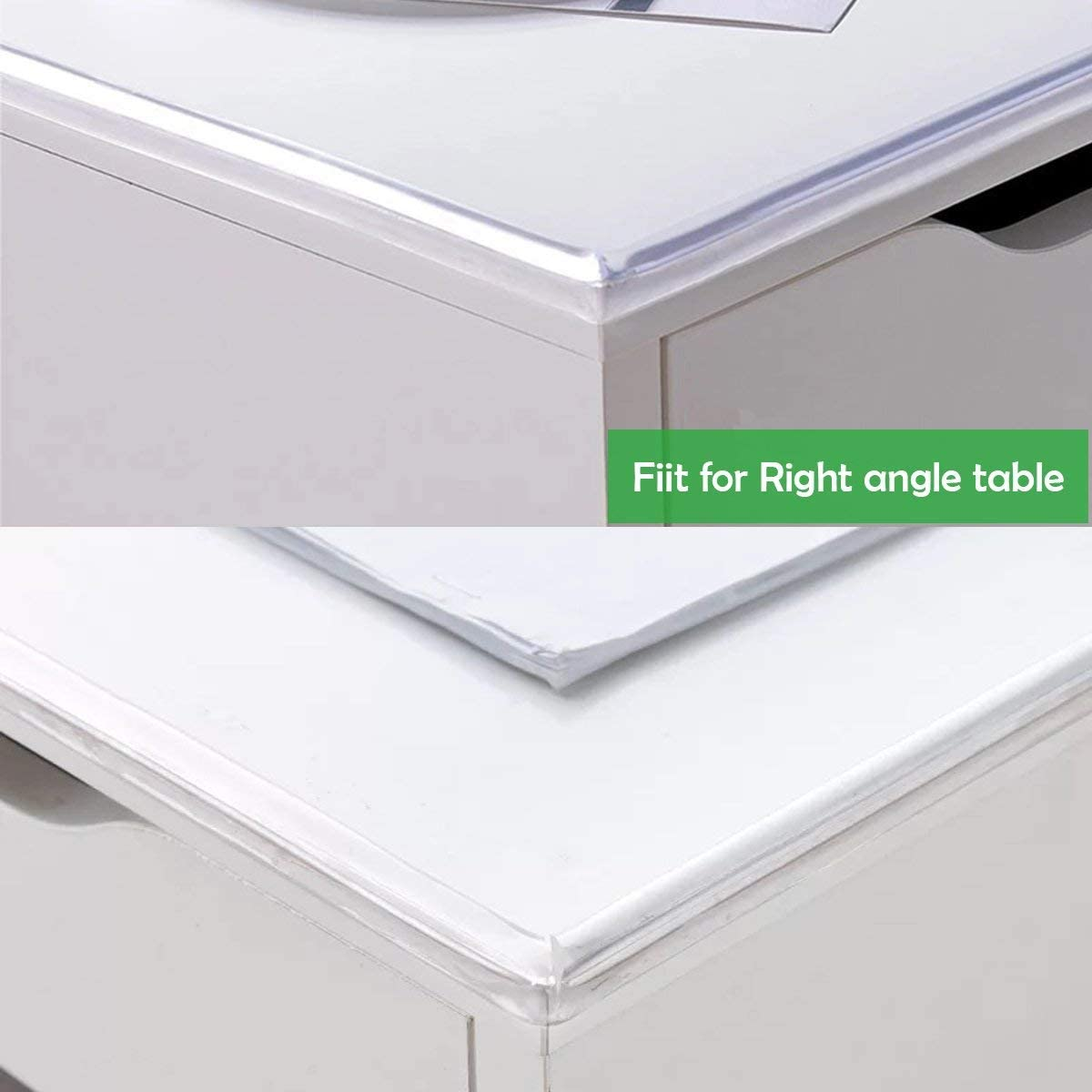 for Cabinets Drawers,Household 20ft Widen /& Thicken Baby Proofing Edge Safety Bumpers Strip Wemk New Transparent Table Edge Furniture Corner Protectors Safety for Child