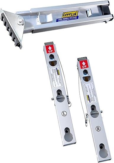Quick Connect escalera nivelador Kit: Amazon.es: Bricolaje y herramientas