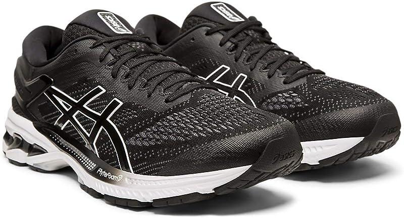 ASICS Gel-Kayano 26 Sneakers Herren Schwarz Weiß