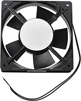 SODIAL(R) Ventilador de Refrigeracion Industrial 120 x 120 x 25mm ...