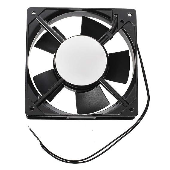 SODIAL(R) Ventilador de Refrigeracion Industrial 120 x 120 x 25mm 0.1A CA 220-240V: Amazon.es: Electrónica