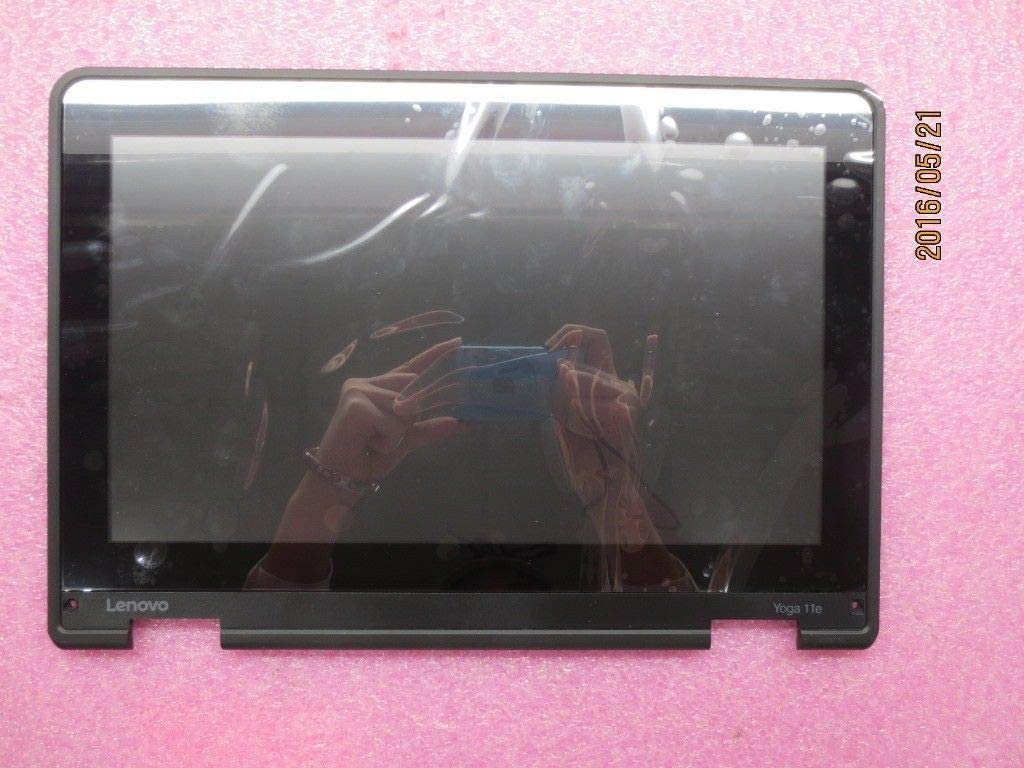 "New 11.6"" HD LCD Touch Screen with Bezel Assembly For Lenovo Yoga 11e SD10K29045 01AW189"