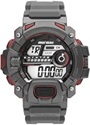 Relógio Masculino Mormaii Digital Action MO1132AE/8R - Cinza