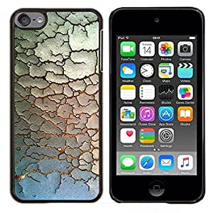 - paint rustic pattern minimalist - - Modelo de la piel protectora de la cubierta del caso FOR Apple iPod Touch 6 6th Generation RetroCandy