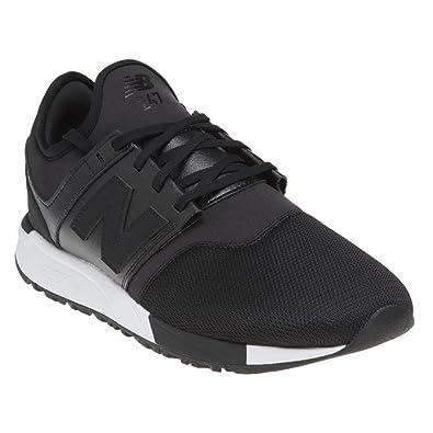 New Balance 247 Damen Sneaker Schwarz: Amazon.de: Schuhe ...