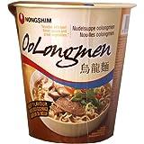 Nong Shim Oolongmen manzo Sapore Noodle Soup - 12 tazze