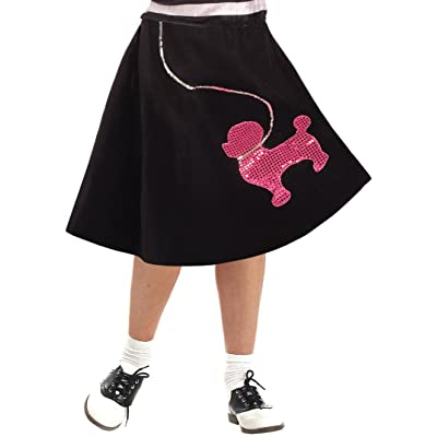 Forum Childs Costume Poodle Skirt: Toys & Games [5Bkhe0706712]