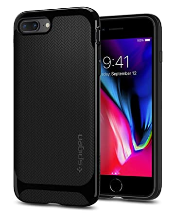 IPhone 8 PLUS 7 Hulle SpigenR Neo Hybrid Herringbone