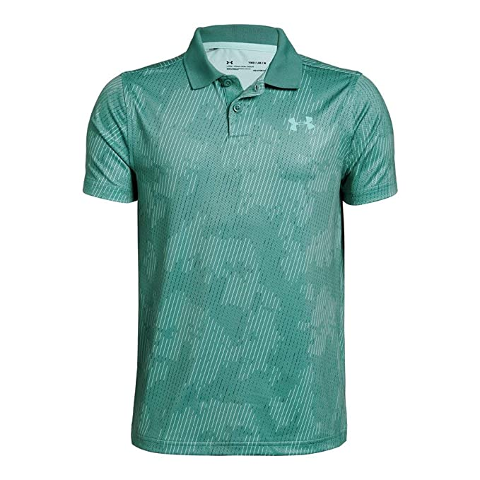 new items best deals on cute Amazon.com: Under Armour Boys' Performance Golf Polo 2.0 ...