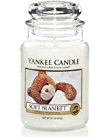 Yankee Candle Soft Blanket Jar Candle - Large