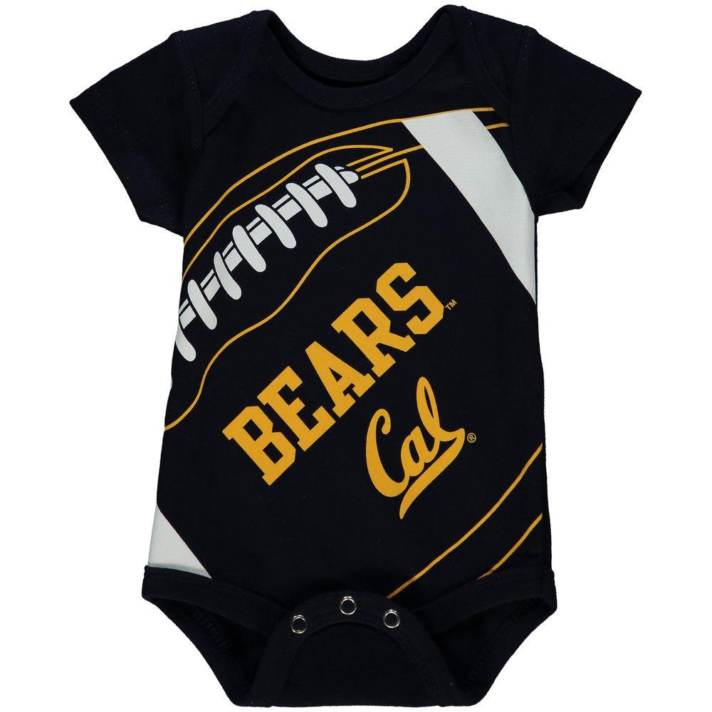 古典 Cal Months Golden Cal Bears B071JZ6TSW FanaticボディスーツOnesieクリーパー B071JZ6TSW 6-9 Months, フルーツショップ千馬:c6b77b8c --- svecha37.ru