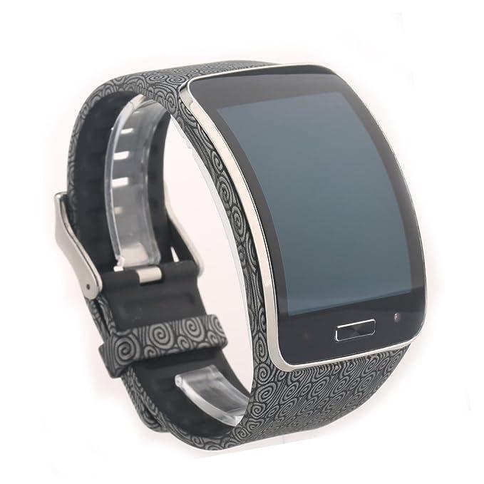 16 opinioni per VAN+ Smartwatch Band per Samsung Galaxy Gear S Orologio Ricambio Bande(Multi