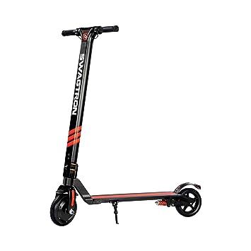 Amazon.com: Swagger Pro - Patinete eléctrico plegable con ...