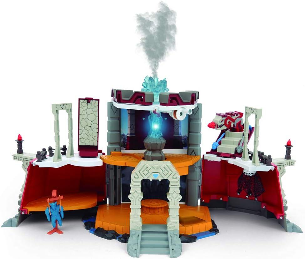 Gormiti Giochi Preziosi Playset - Torre de Juegos con Funciones único Multicolor