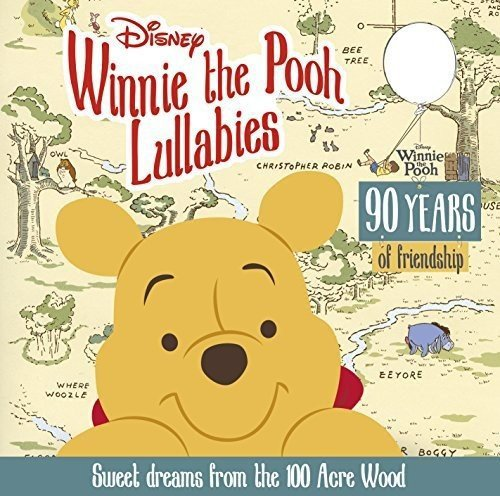 Price comparison product image Winnie The Pooh Lullabies: Sweet Dreams From The 100 Acre Wood